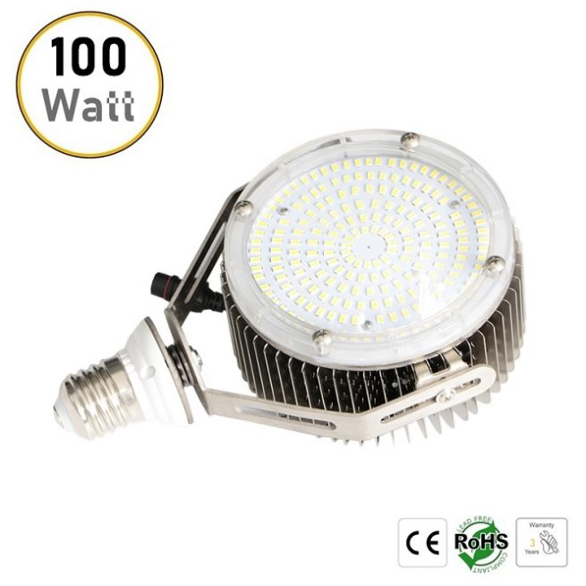100W LED retrofit bulb