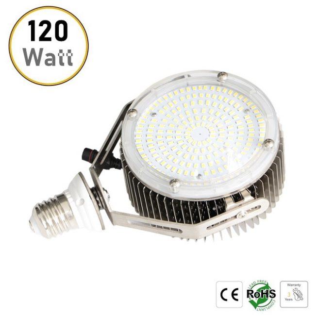 120W LED retrofit bulb