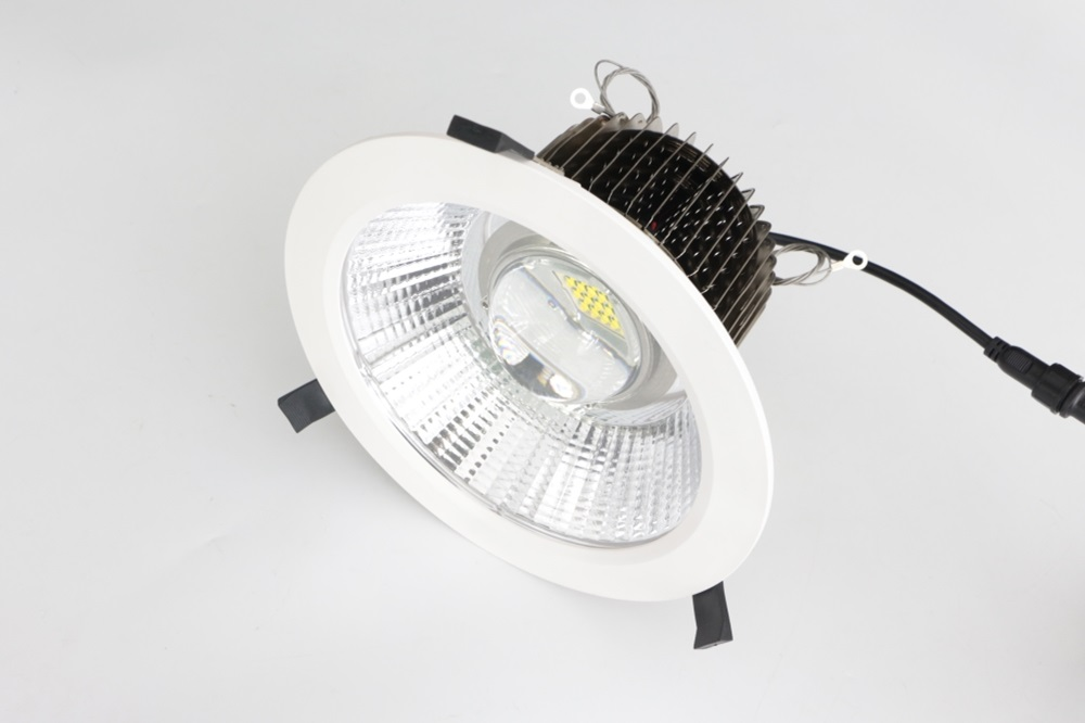 60W-80W recessed LED downlights-1