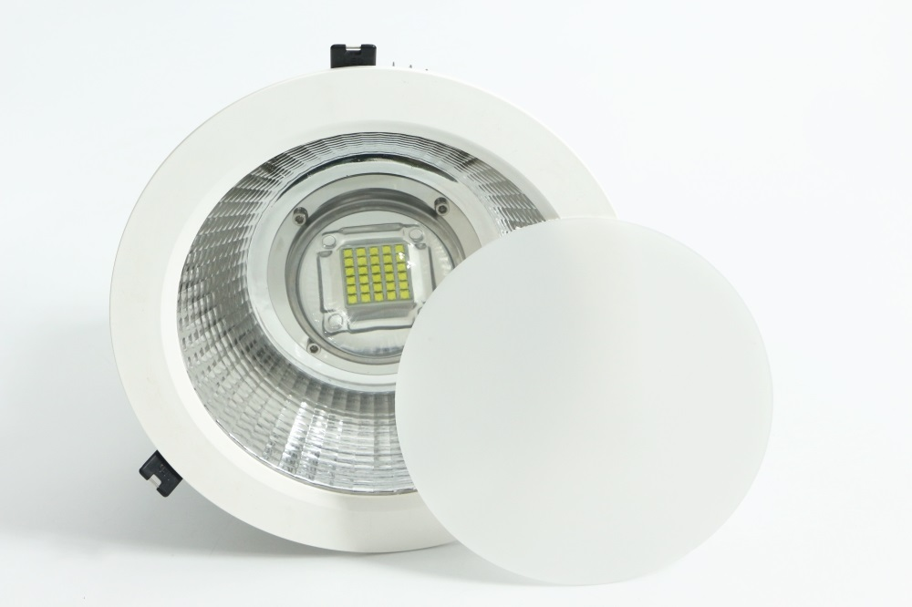 60W-80W LED downlight