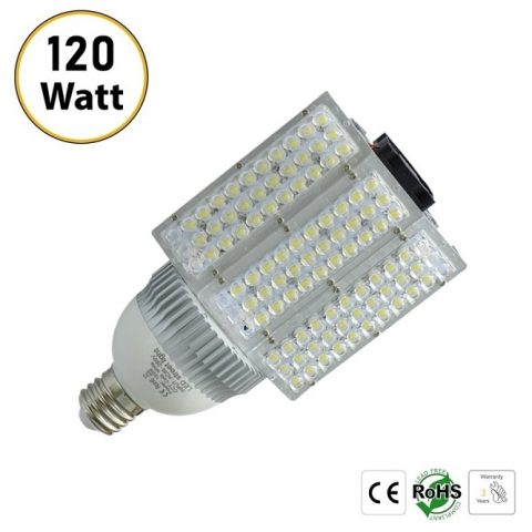 E40 120W LED street light