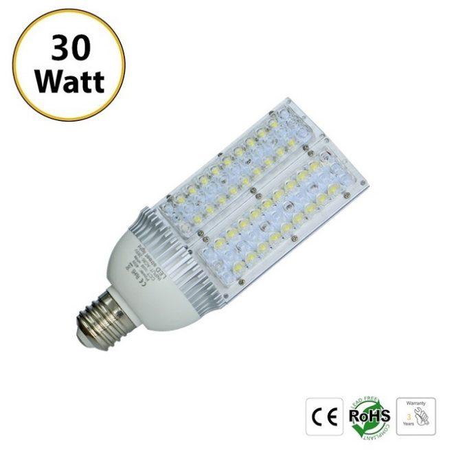 E40 30W LED street light