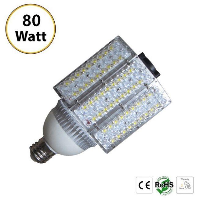 E40 80W LED street light