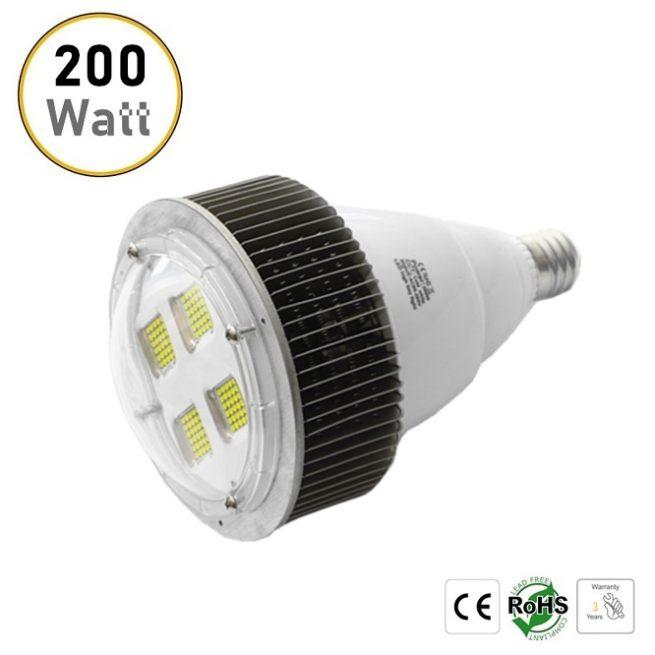 E40 E39 200W LED light bulbs