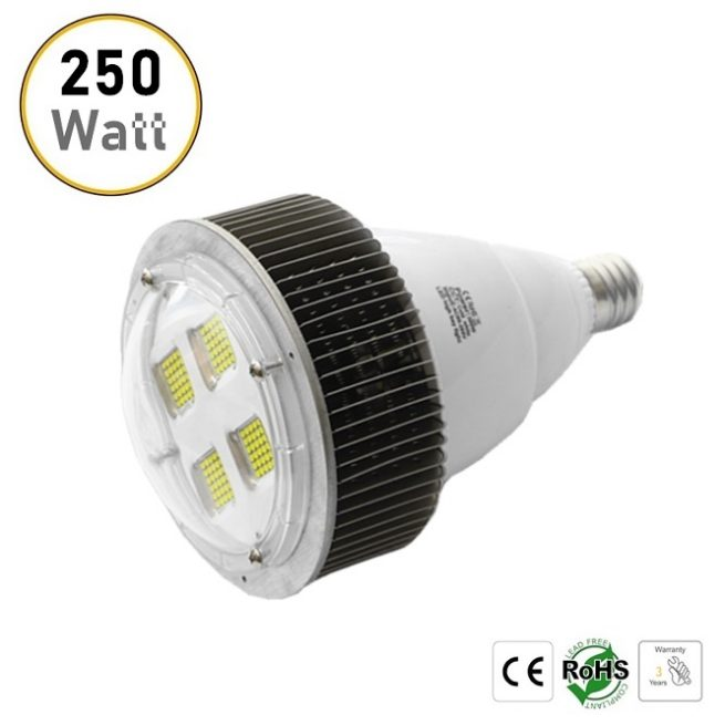E40 E39 250W LED light bulbs