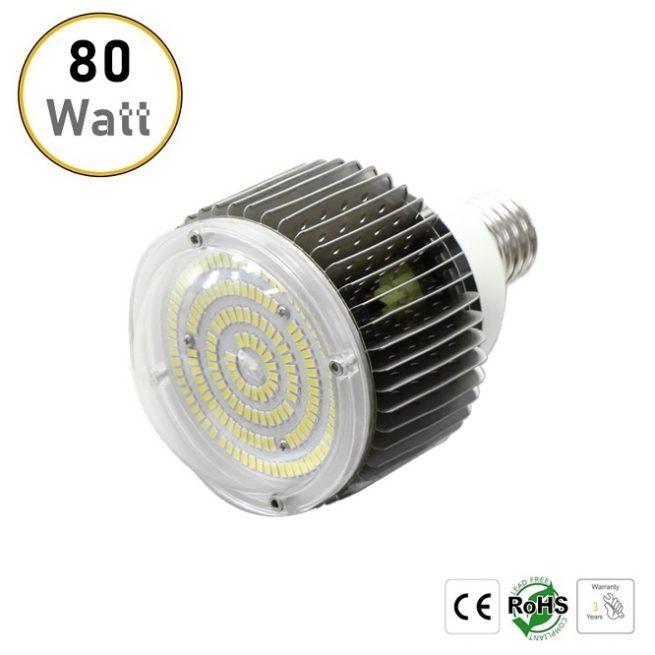 E40 E39 80W LED bulb light