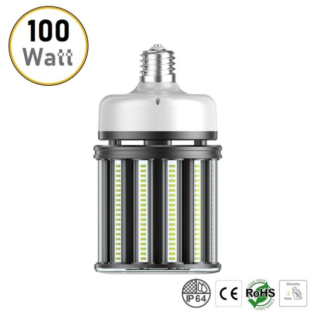 IP64 100W LED corn light