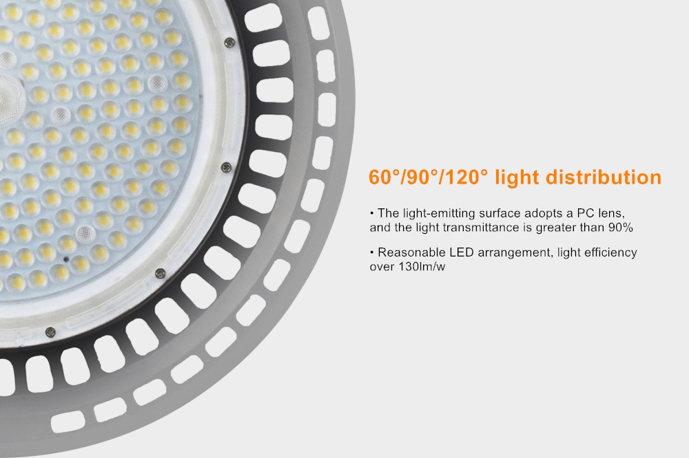 UFO LED high bay light source
