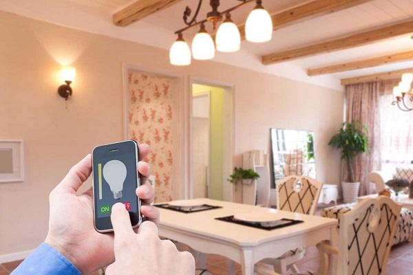 smart lighting control