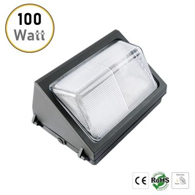 100W LED wall pack light