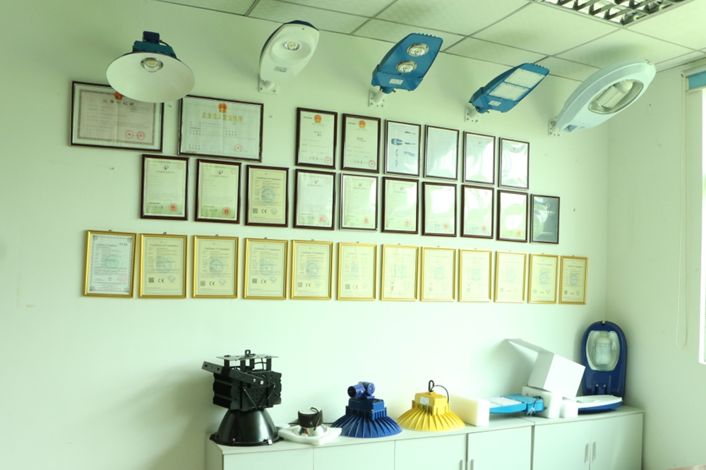 Certificate and certification documents
