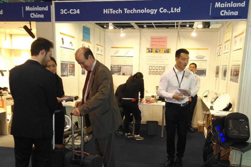 Hong Kong International Lighting Exhibition-Day2