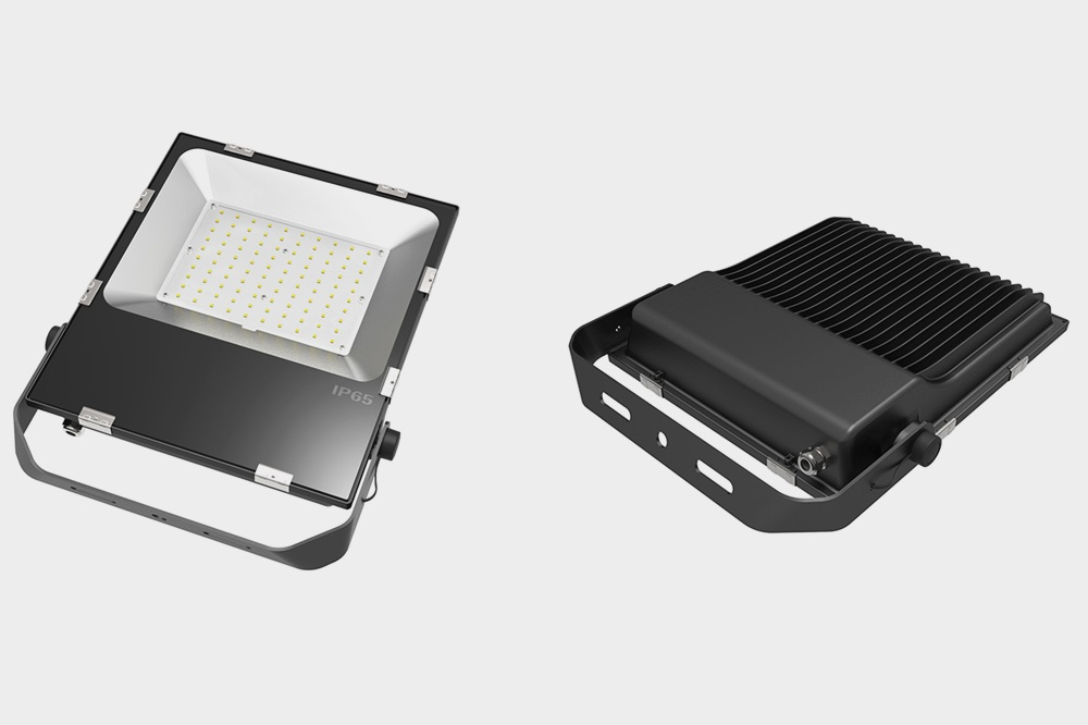 150W LED flood light-1
