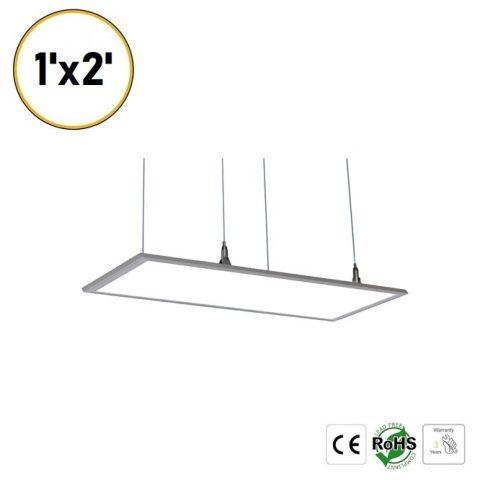 1ft x 2ft LED panel light