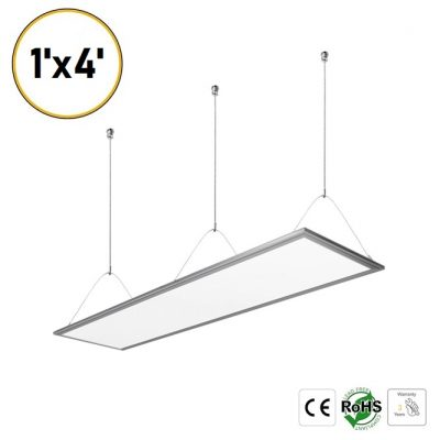 1ft x 4ft LED panel light