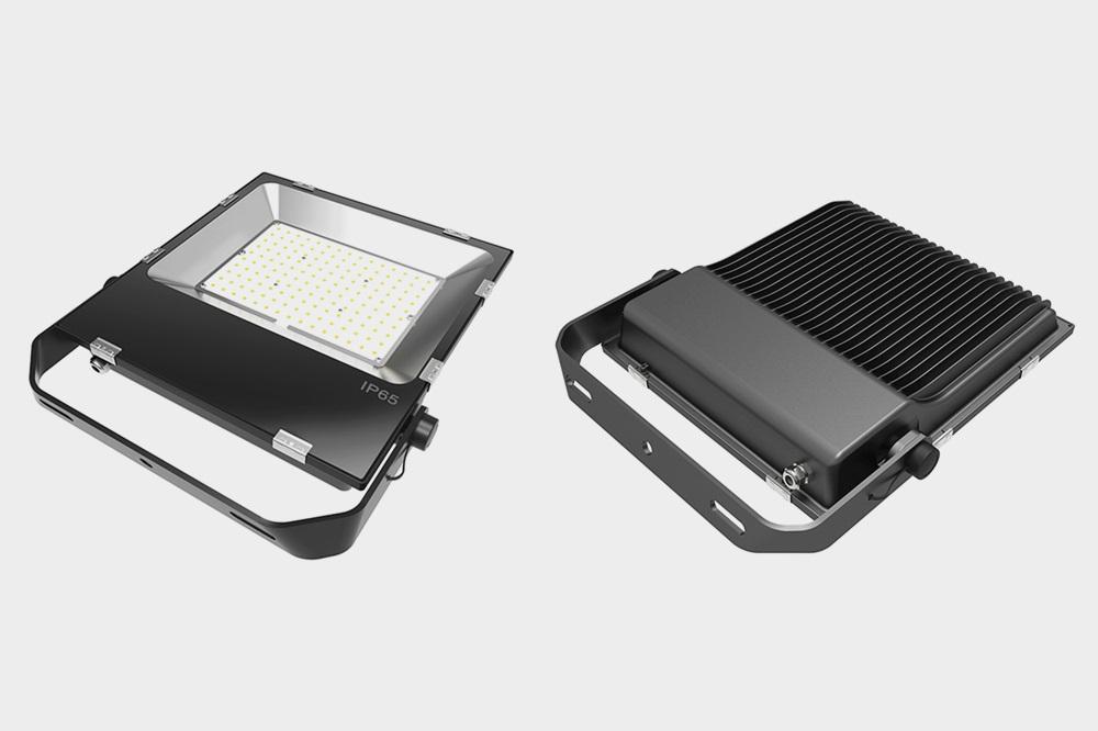 200W LED flood light-1