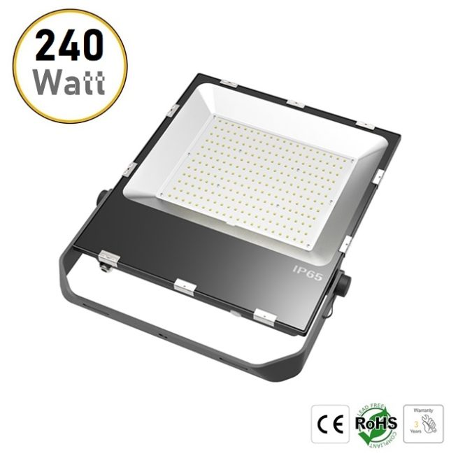 240W LED flood light