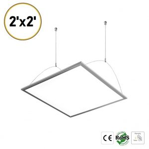 2ft x 2ft LED panel light