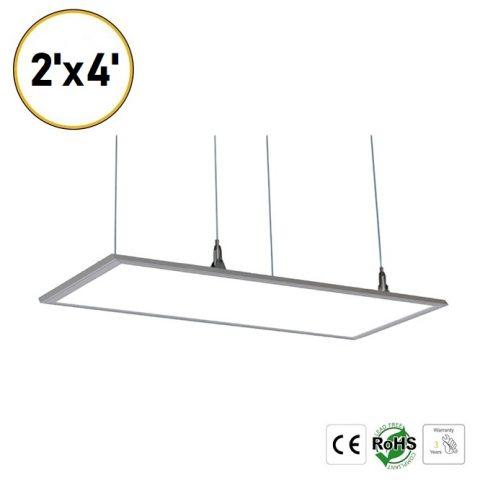 2ft x 4ft LED panel light