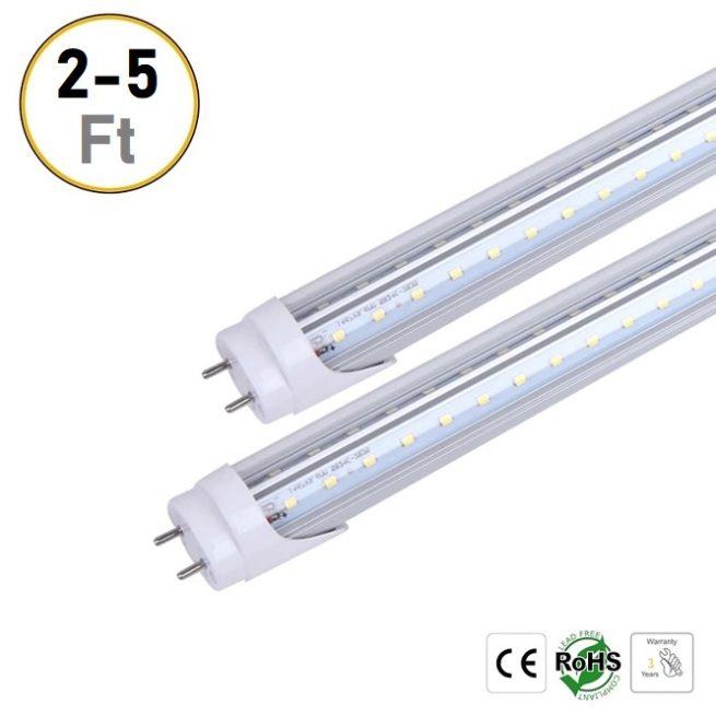 T8 V type LED tube
