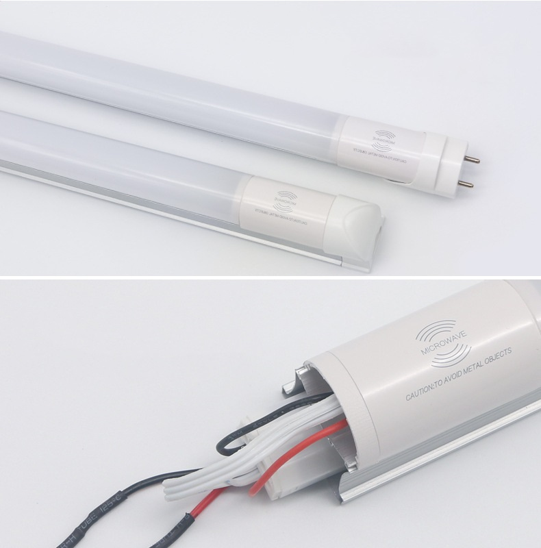 T8 radar sensor LED tube-5