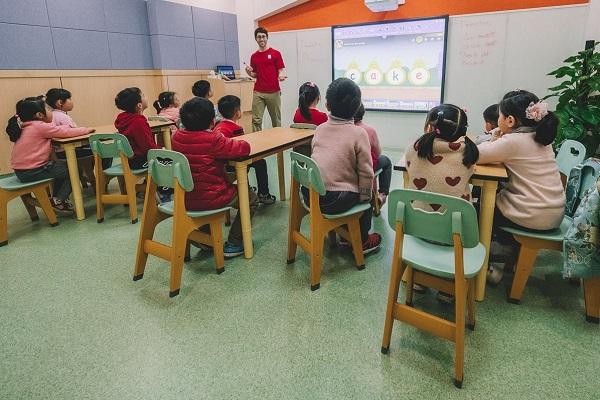 Zhongshan classroom lighting