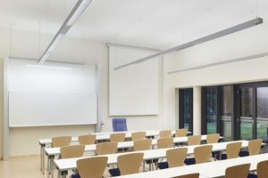 classroom LED lighting