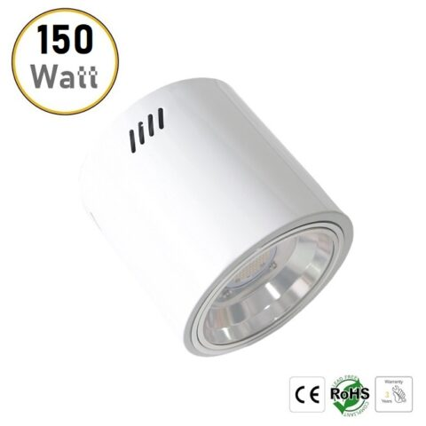 150W surface mounted downlight