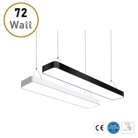 72W LED office light