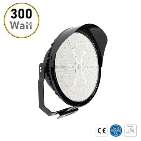 300W LED stadium flood light