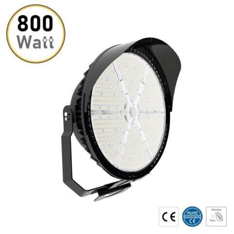 800W LED stadium flood light