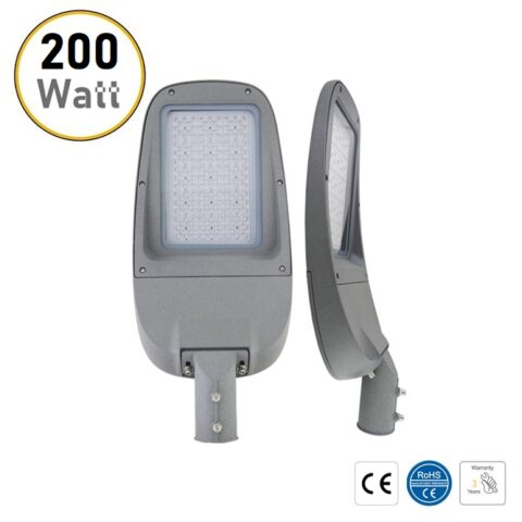 200w duck tongue led street light 1