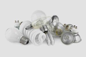 traditional halogen bulb