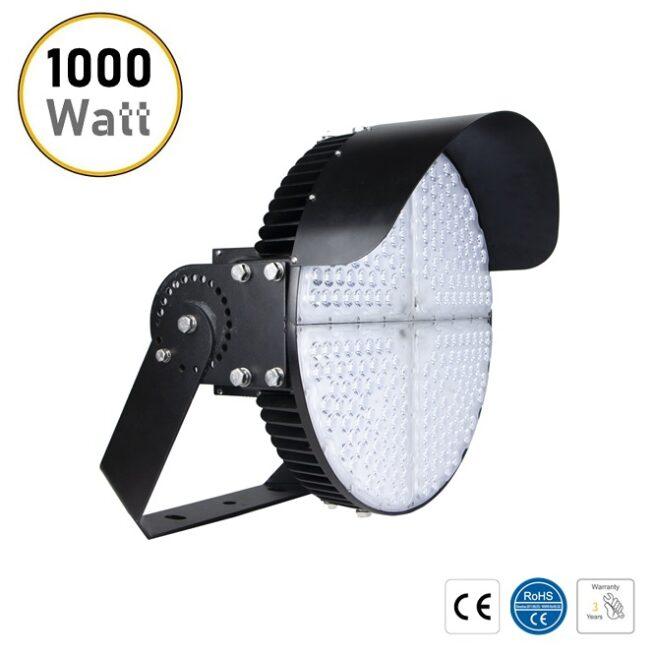1000w led sport flood light