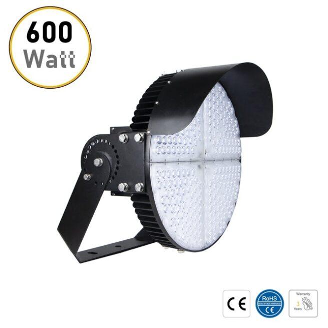 600w led sport flood light