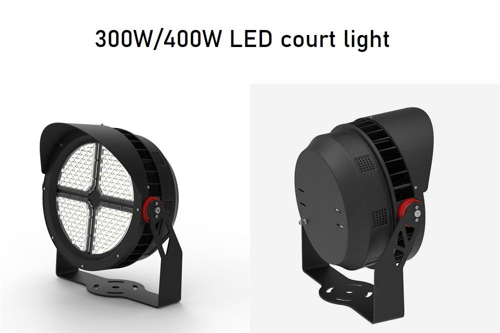300w 400w led court light 3