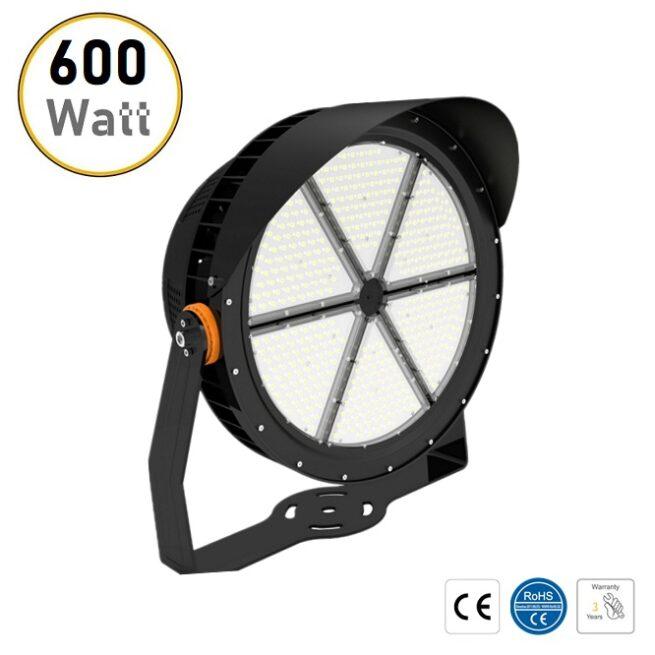 600w led court light 1